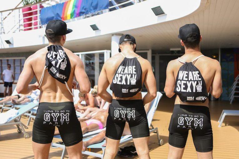 We are SEXY - Bildquelle: TUICruises