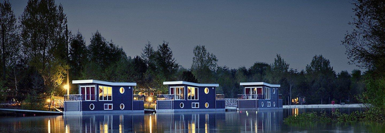 Hausboote Center parcs