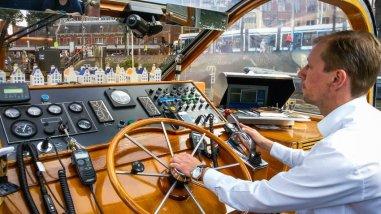 Kreuzfahrt mit der Costa Magica - Liane Ehlers - 13 Amsterdam