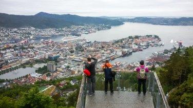 Kreuzfahrt mit der Costa Magica - Liane Ehlers - 17 Bergen