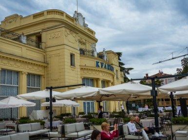 Opatija 11a Hotel Kvarner- Liane Ehlers-Opatija-Kroatien