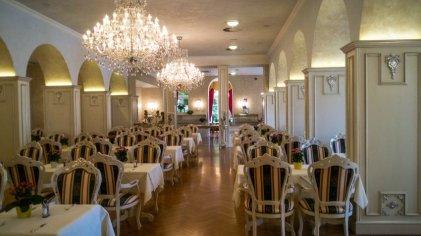 Opatija 18 Restaurant im Kvarner Palace - Liane Ehlers-Opatija-Kroatien