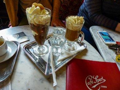 Wien 07 Kaffeehaus - sightseeing wien - Liane Ehlers