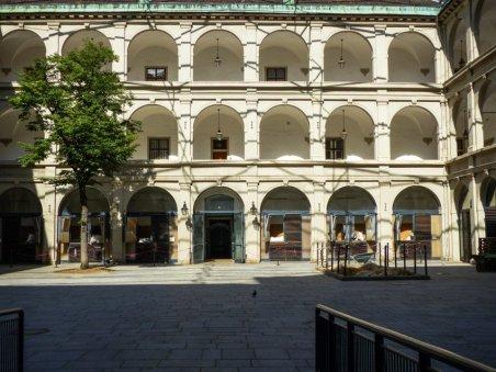 Wien 24 Reitstall an der Hofburg - sightseeing wien - Liane Ehlers
