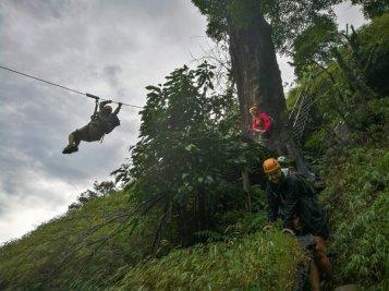 Ziplining in Laos - Jörg Baldin (7 von 15)