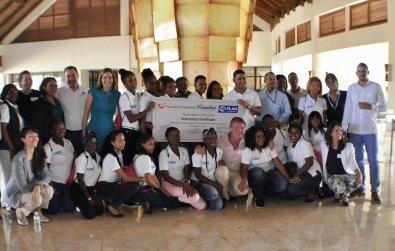 Die ersten Teilnehmer der TUI Academy in Punta Cana