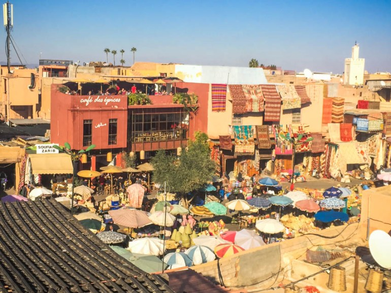 Urlaub in Marrakesch - Juergen Hoffmann IMG_8373