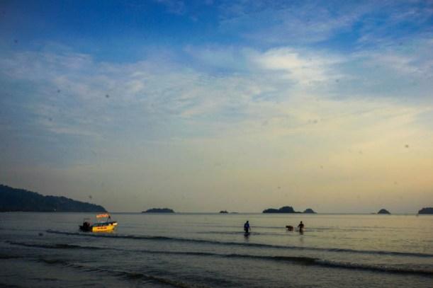 Urlaub in Thailand - Strand südlich von Chanthaburi 02, Foto Martin Cyris