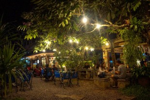 Urlaub in Thailand - Sukhapiban-Road 02, Foto Martin Cyris