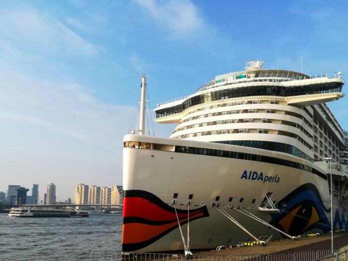 Kreuzfahrt Aida