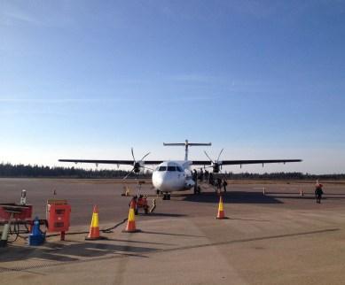 Schweden Airport Smaland BRA Airline