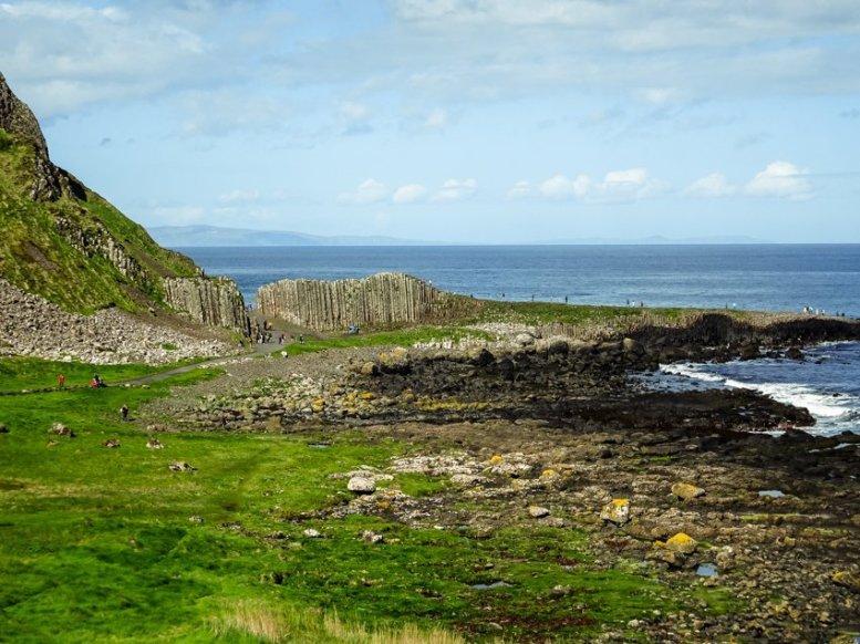 Giants Causeway - Urlaub in Irland - Wilfried Geiselhart (7 von 14)