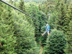 ziplining fichtelgebirge - ochsenkopf - wilfried geiselhart-Ochsenkopf Breitengrad53_3