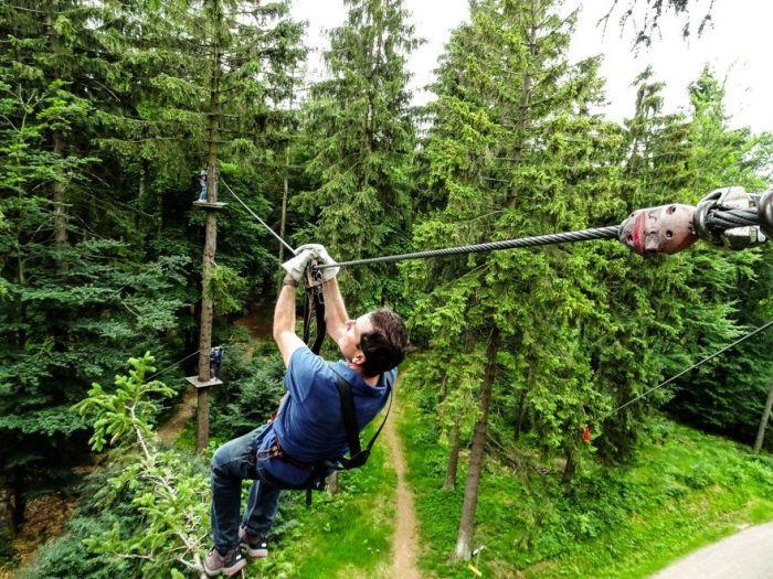 ziplining fichtelgebirge - ochsenkopf - wilfried geiselhart-Ochsenkopf Breitengrad53_4