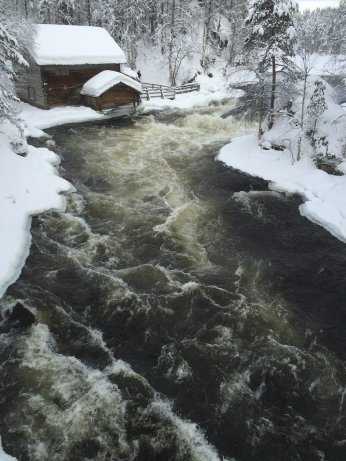 Atemberaubende Natur in Finnland