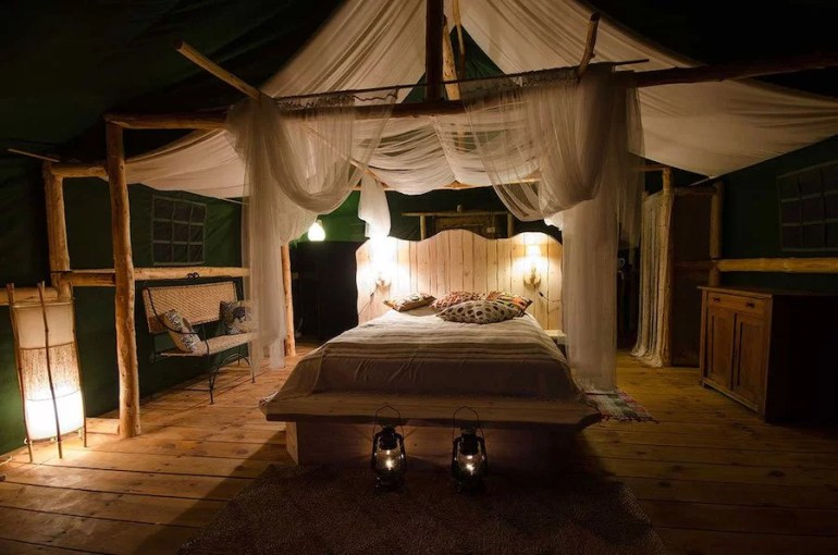 Glamping in Polen 2