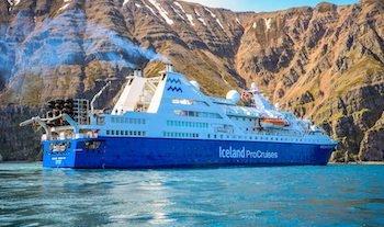 Kreuzfahrten mit Iceland Pro