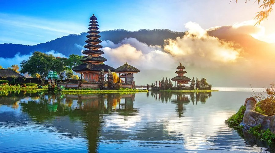 Urlaub im April - Bali