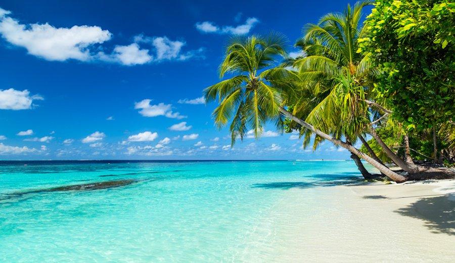 Urlaub im April - Malediven