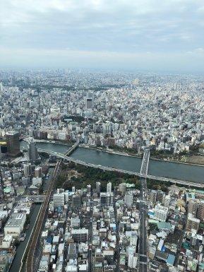 48 Stunden durch Tokio