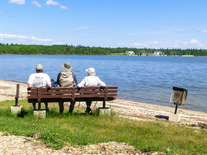 Urlaub in Kanada - Winnipeg - Joerg Baldin-1