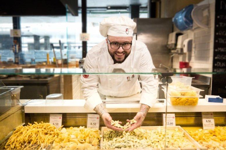 Mercato Centrale 1 von 12 - Mercato Centrale - Italiens Küche in ihrer ganzen Vielfalt