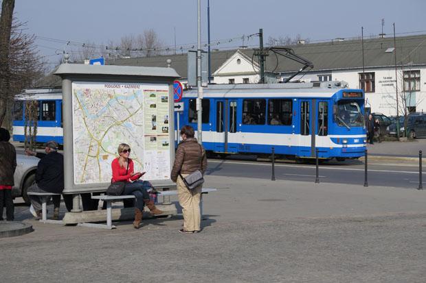 Alle Sehenswürdigkeiten lassen sich gut zu Fuß oder per Straßenbahn erreichen
