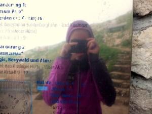 Corinna von www.outdoormaedchen.de