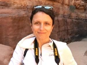 Sabine von www.geckofootsteps.de