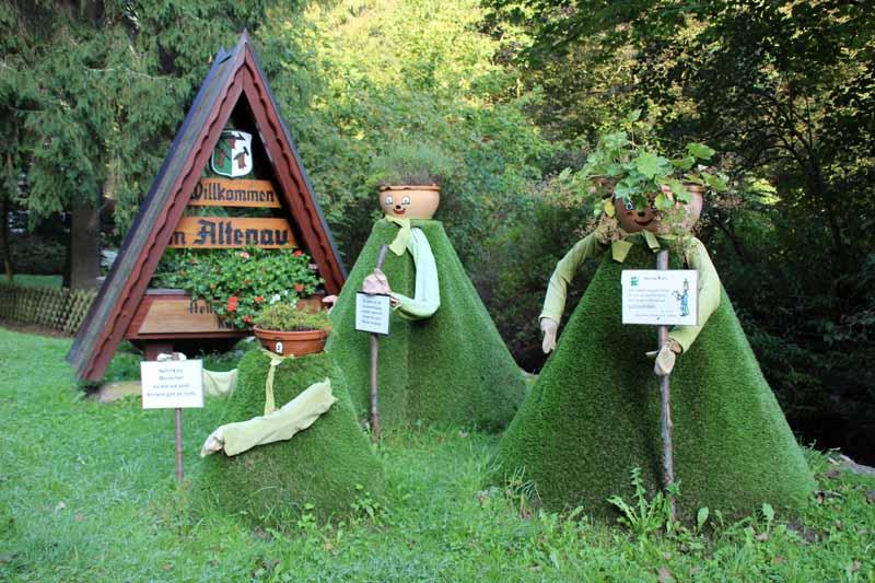 Altenau ist ein schmuckes Örtchen im Harz