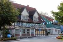 Das Hotel Rathaus steht leer. Einst hat Goethe hier in Altenau genächtigt.