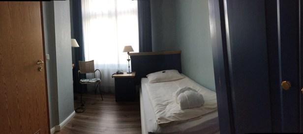 Mein Zimmer im Hotel Kräuterhof in Drei-Annen-Hohne