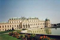Wien fand ich zwar ganz nett, trotzdem fehlte mir irgendetwas