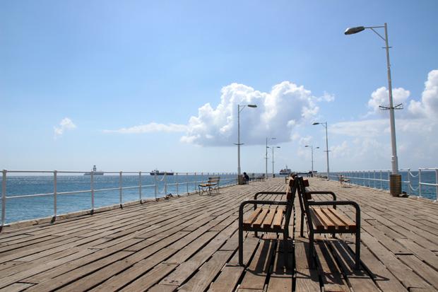 Der Hafen ist ein perfekter Ort, um die Seele baumeln zu lassen