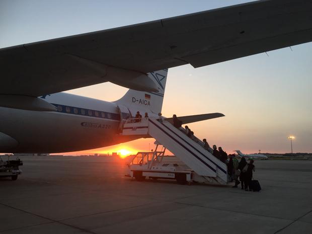 Mit Condor nach Zypern fliegen - Ein Erfahrungsbericht