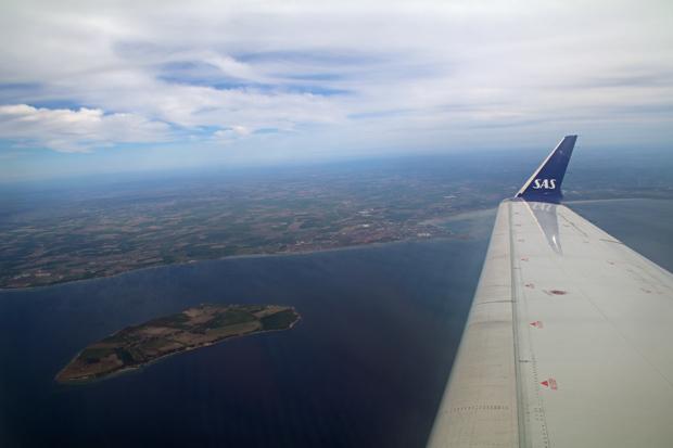 Die Insel Ven vor der schwedischen Küste