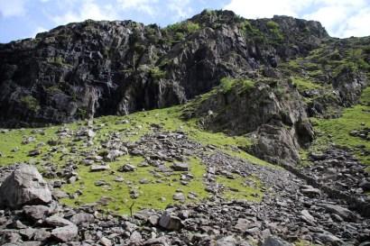 Wild und abenteuerlich wirkt der Snowdonia Nationalpark im Norden von Wales