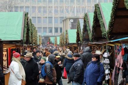 Internationaler Weihnachtsmarkt Essen im Ruhrgebiet