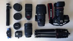 Meine Fotoausrüstung - Eine perfekte Kamera für Blogger und für die Reise