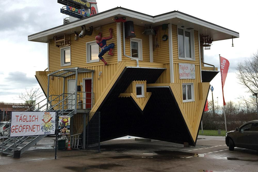 Das verrückte Haus Leipzig
