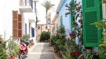 Nikosia verströmt ein mediterranes Flair