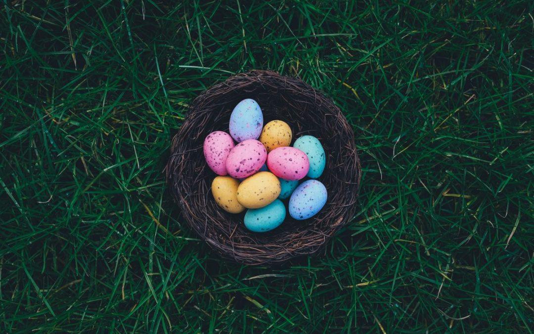 Búsqueda de Huevos de Pascua 2018