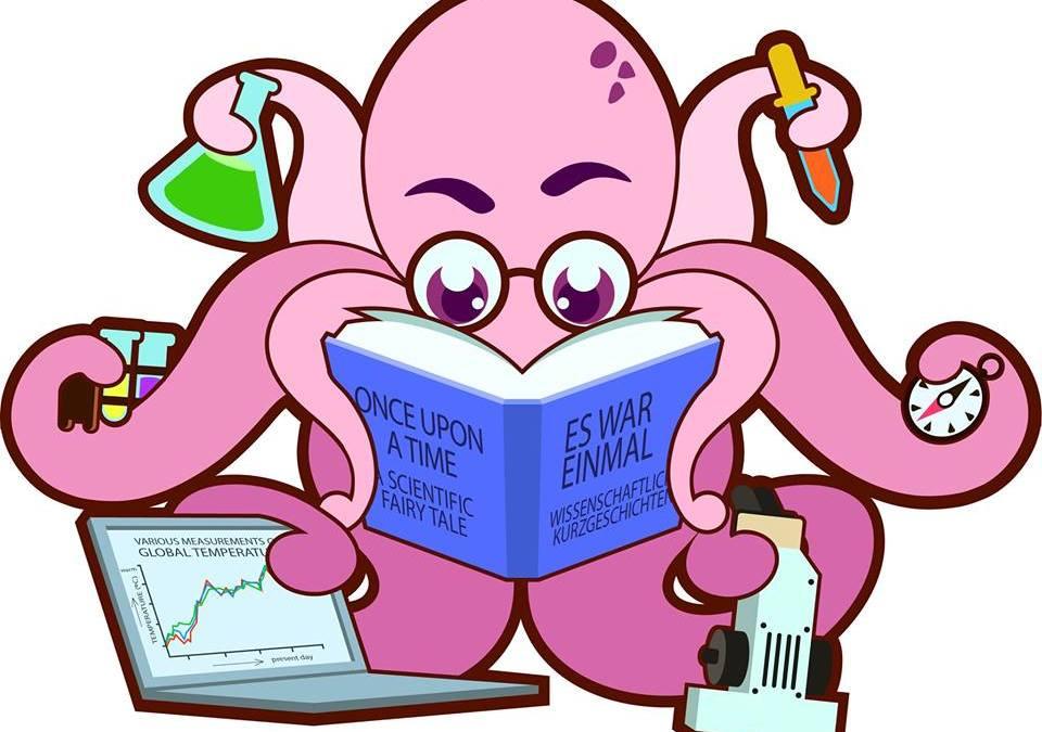 Érase una vez… El Oceano – Lecturas científicas para adultos, jóvenes y niños.