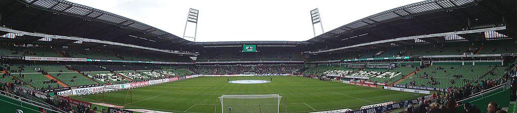 Weserstadion en Bremen