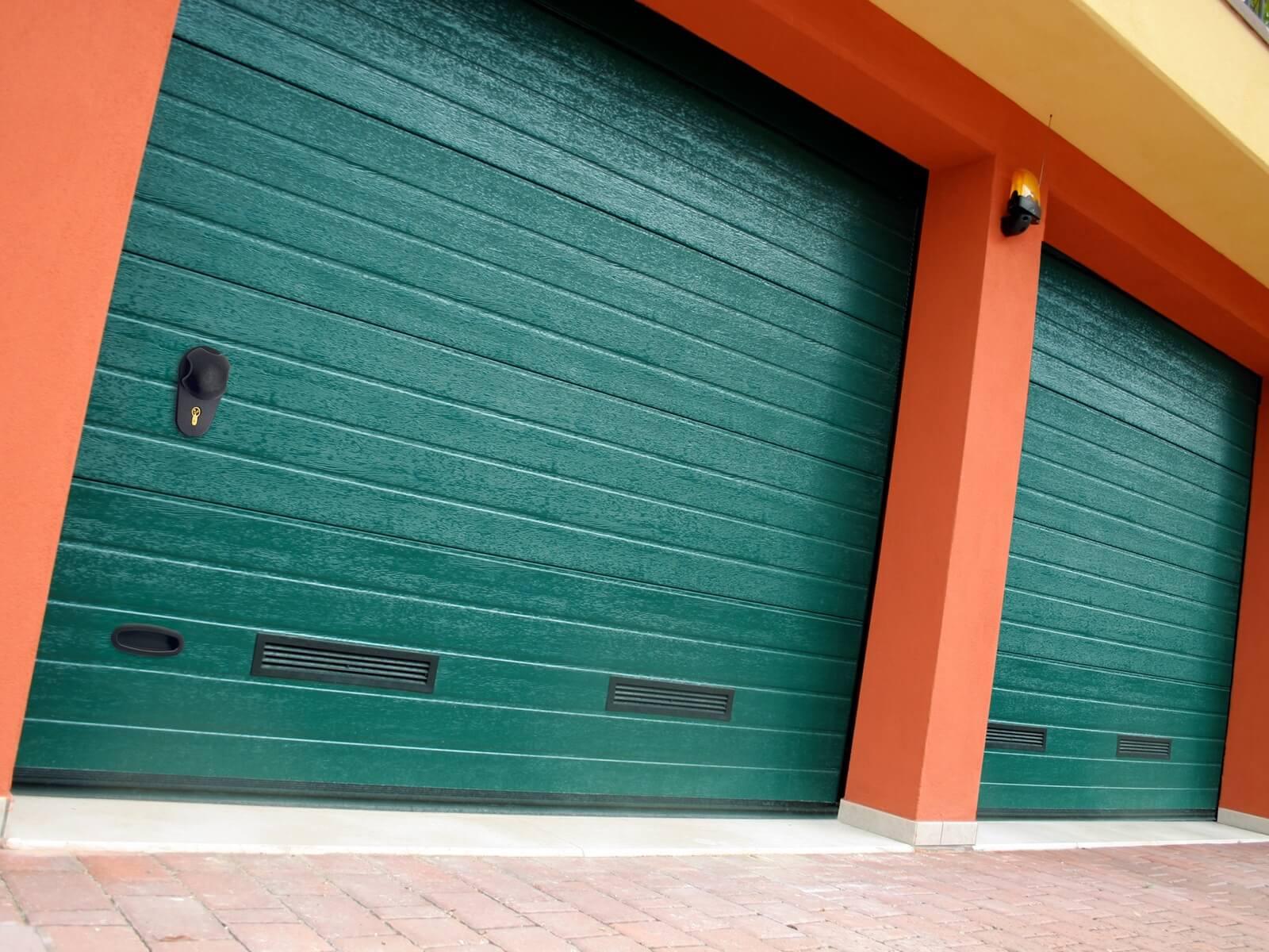 Porta sezionale ARS RL42