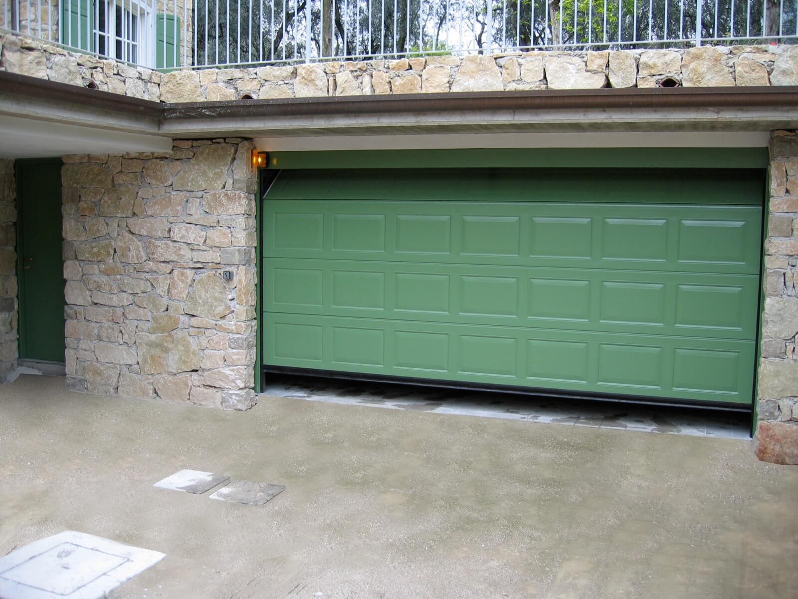 Porta Sezionale ATS RL42