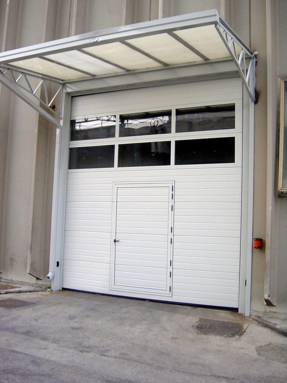 Porta industriale DCK IL42