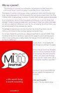 Mi365 journal