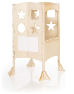 Kitchen Tower Stool for Toddlers - Best Kitchen Tools for Toddler Parents