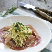 Knolselderijsalade met prosciutto - 5 ingrediënten - Jamie Oliver